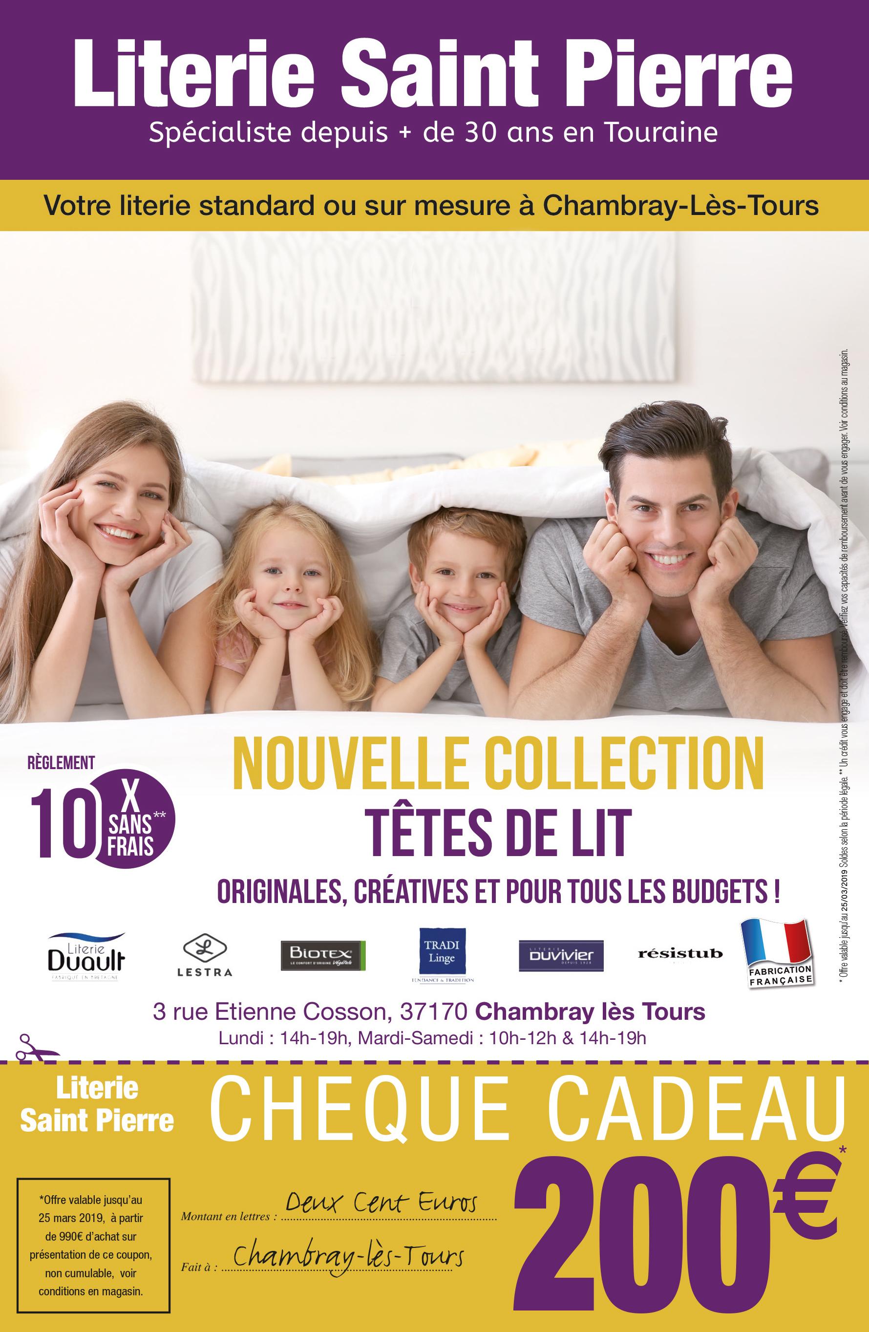 You are currently viewing Chèque cadeau de 200€ !