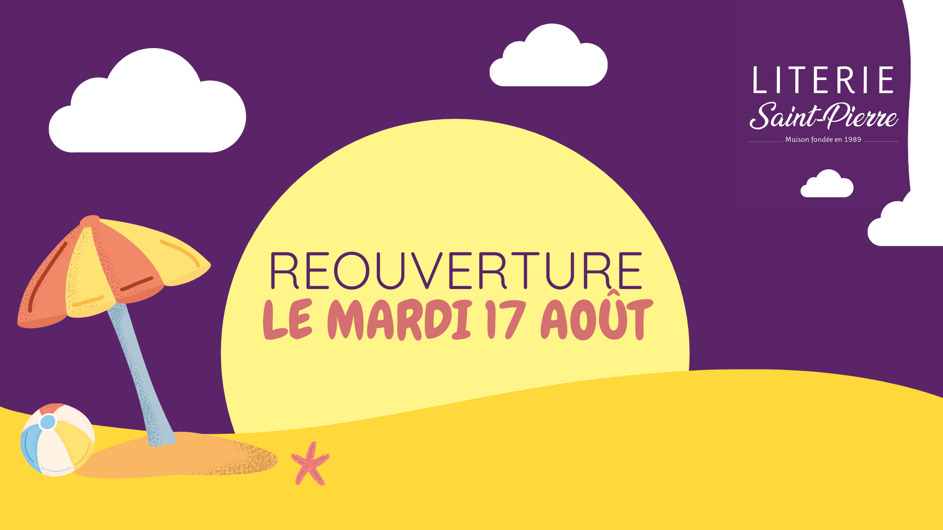 You are currently viewing C'est les vacances !