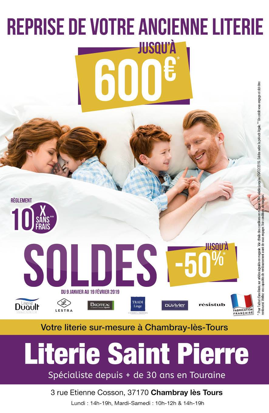 You are currently viewing Soldes d'hiver 2019 au magasin !